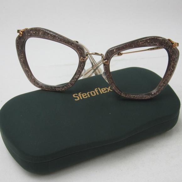 818635b52d51 Frame Only Miu Miu SMU 10N Sunglasses Italy OLE155.  M 5b8fea7d194dad1979e041b3. Other Accessories ...